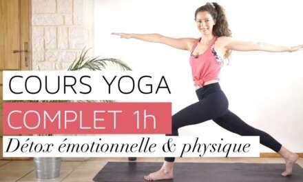 Cours COMPLET De YOGA DYNAMIQUE : DÉTOX Émotionnelle & Physique – Printemps