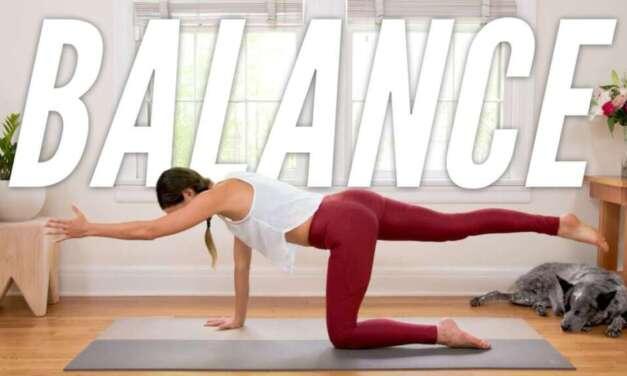 Total Body Yoga – Deep Stretch | Yoga With Adriene