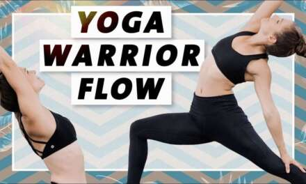 Yoga Power Flow | Bauch Beine Po | Effektiv & Intensiv