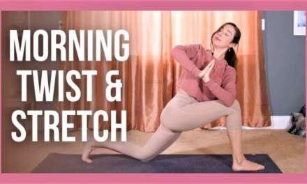 Yoga Für Kraft, Beweglichkeit & Innere Ruhe | Beine Stärken Und Dehnen | Vinyasa Flow