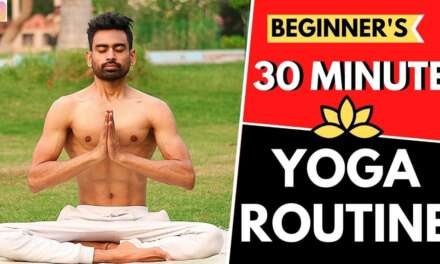 30 Min Daily Yoga Routine For Beginners (Follow Along)