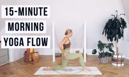 15 Min Full Body STRETCH/YOGA For STRESS & ANXIETY Relief