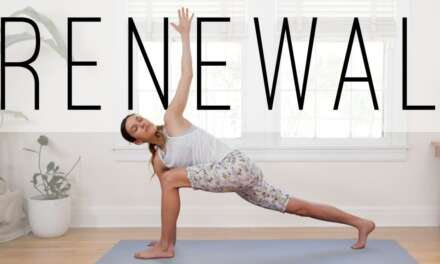 Yoga For Renewal   |   Yoga With Adriene