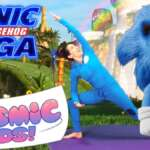 Sonic The Hedgehog   A Cosmic Kids Yoga Adventure!