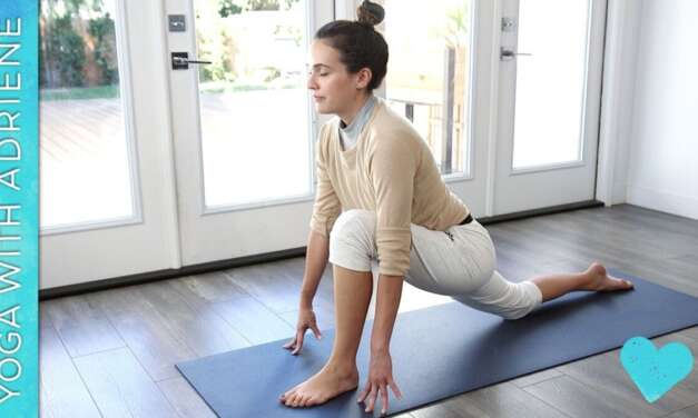 Yoga For A Rainy Day – Yoga With Adriene