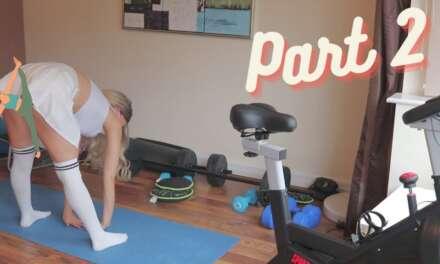 Alongamento Com Yoga Para O Quadril Parte 2
