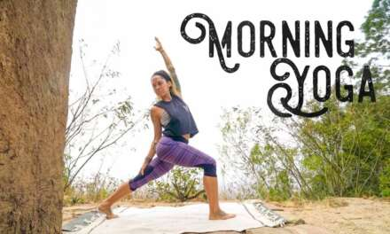 Morning Yoga For Energy – 20 Min Full Body Energizing Yoga Sequence To Wake UP