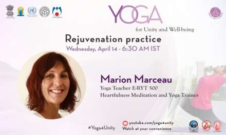 44 – Rejuvenation Practice | Yoga For Unity And Well-being | Heartfulness