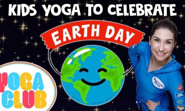 Kids Yoga For Earth Day 2021 🌎 Yoga Club (Week 37) | Cosmic Kids Yoga