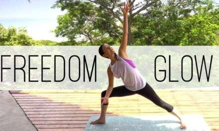 Freedom Glow Flow | Yoga With Adriene