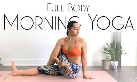10 Minute Morning Yoga Full Body Stretch – BEST Way To WAKE UP!