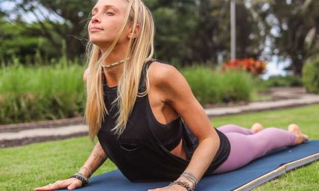 Back Pain & Sciatica Relief ♥ Your Daily Yoga Miracle Therapy