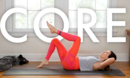 12 Minute Core Conditioning     Yoga With Adriene