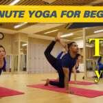 50-Minutes Basic Yoga Flow For Beginner Based On Easy Vinyasa Flow   Yograja Yoga Class