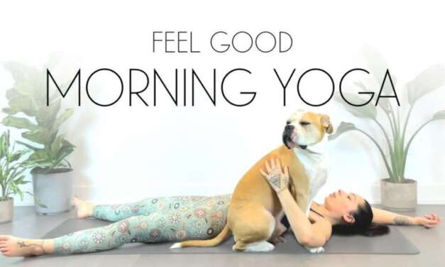 Throat Chakra Yoga  |  Yoga With Adriene