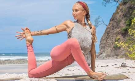 30 Min Full Body Yoga | Let Go Of All That No Longer Serves You
