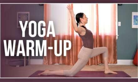 10 Min Yoga Warm-Up – Pre-Workout & Morning Yoga