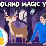 Woodland Magic Kids Yoga 🦊  Yoga Club (Week 42) | Cosmic Kids Yoga
