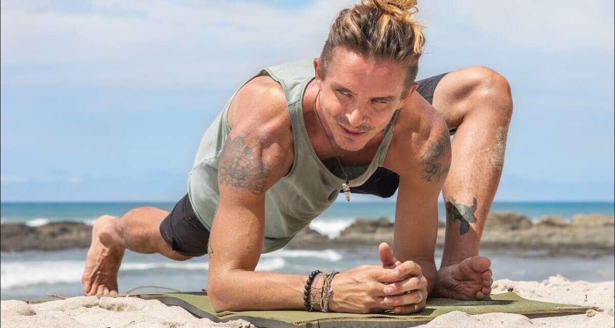30 Min Yoga For Flexibility & Strength | Lower Body & Hips Release