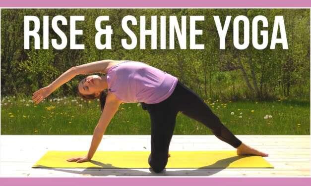 Morning Yoga For Beginners – JOYFUL MORNINGS