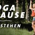 Yoga Pause Im Stehen   Rücken Mobilisieren & Verspannungen Lösen   10 Min. Office Break Ohne Hände