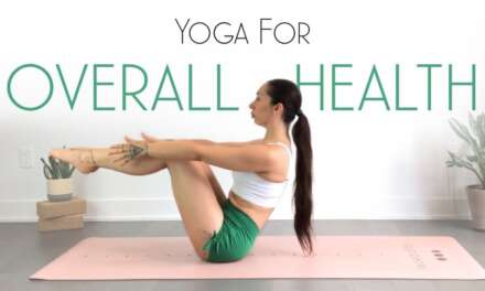 15 Minute Yoga Flow For Overall Health