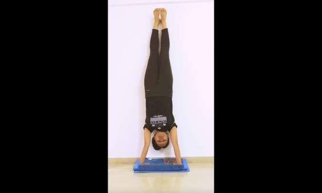 International Yoga Day | #shorts | Kabitaskitchen