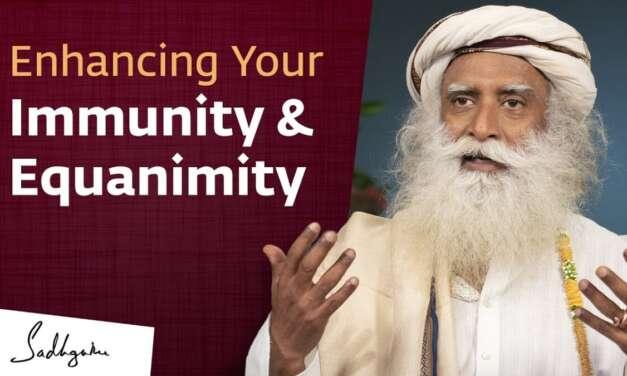 Enhancing Your Immunity & Equanimity | International Day Of Yoga
