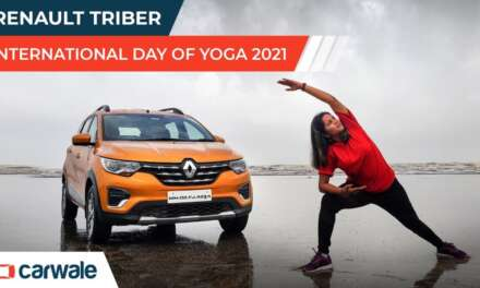 Renault Triber | World Yoga Day 2021 | Be Your Modular Best