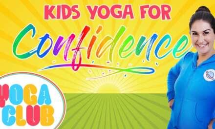 Kids Yoga For Confidence ✨  Yoga Club (Week 47) | Cosmic Kids Yoga
