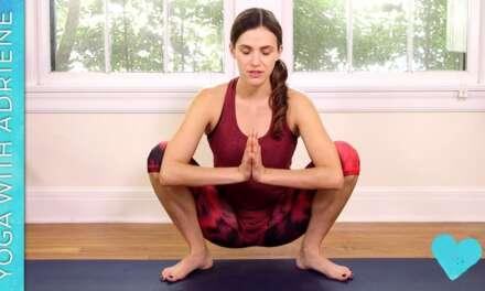 Grounding Into Gratitude – Root Chakra Yoga – Yoga With Adriene
