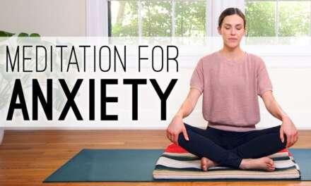 Meditation For Anxiety – Yoga With Adriene