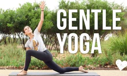 Gentle Yoga – 25 Minute Morning Yoga Sequence   –  Yoga With Adriene