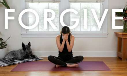 Yoga For Forgiveness  |  Yoga With Adriene