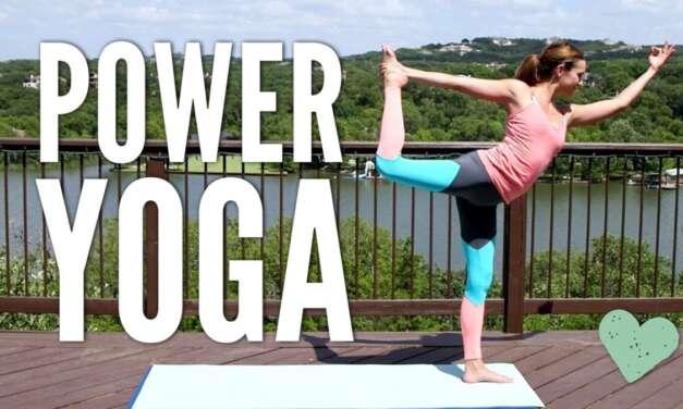 Power Yoga – With Adriene