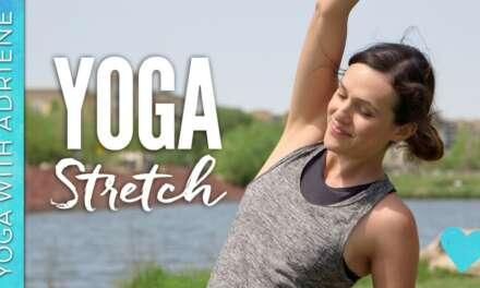 Yoga Stretch – Yoga With Adriene