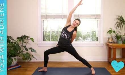 Compassion Yoga – Core Strength Vinyasa – Yoga With Adriene