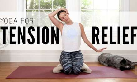 Yoga For Tension Relief  |  Yoga With Adriene