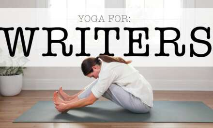 Yoga For Writers  |  Yoga With Adriene