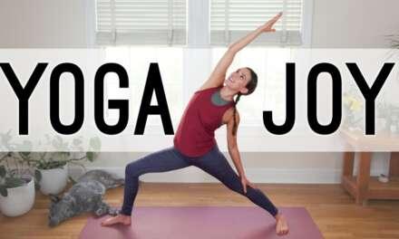 Yoga Joy  |  Full Body Vinyasa Flow  |  Yoga With Adriene