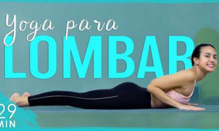 Yoga Para Lombar: PREVENIR E REDUZIR DORES E FORTALECER   Fernanda Yoga