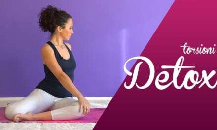 Yoga – Torsioni Detox