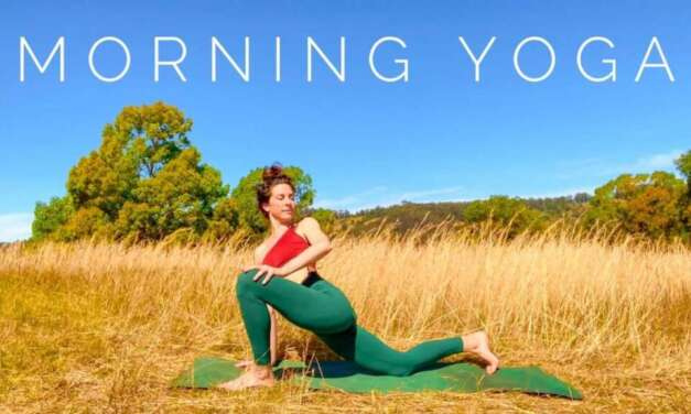 Gentle Yoga Flow – 30-Minute All Levels Yoga Class
