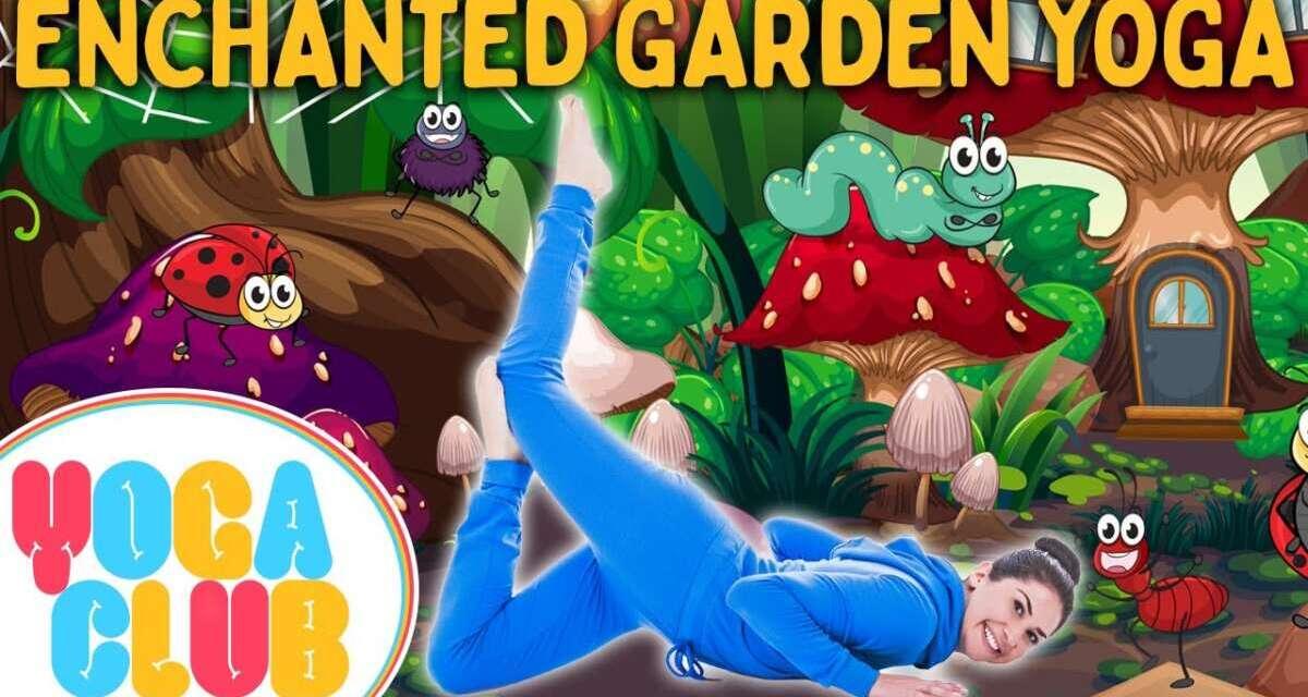 Enchanted Garden Kids Yoga! �� Yoga Club (Week 59) | Cosmic Kids Yoga