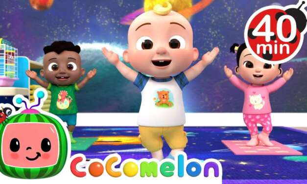 Baby Yoga Song + More Nursery Rhymes & Kids Songs – CoComelon