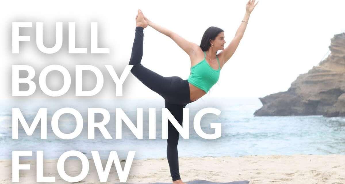 30 Min. Vinyasa Flow Yoga Workout For Strength & Flexibility   Yoga With Tim