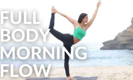 30 Min. Vinyasa Flow Yoga Workout For Strength & Flexibility | Yoga With Tim