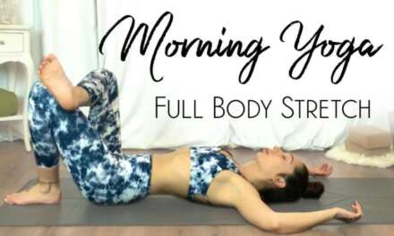 Morning Yoga With Prerna | Yoga Tips | Alley Productions