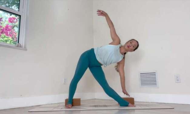 Ashtanga Yoga For Beginners — Four Part Series, Class 3