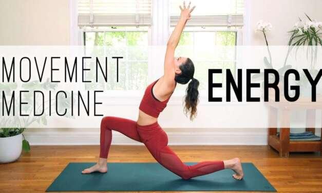Movement Medicine – Energy Practice – Yoga With Adriene